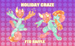 Holiday Craze Chimereon: FTO RAFFLE [CLOSED]