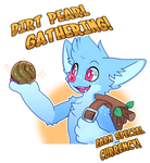 Chimereon Dirt Pearl Gathering Event by Cherrysnakecat