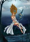 Janna ~ League of Legends