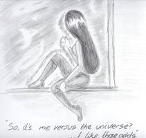 Me Against the Universe by Ysabelle