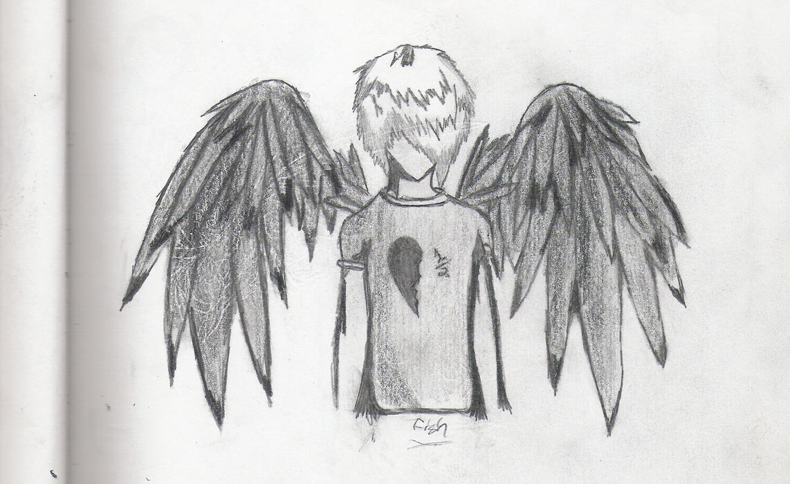 Fallen emo angel by jacobjake on deviantart fallen emo angel by jacobjake thecheapjerseys Image collections