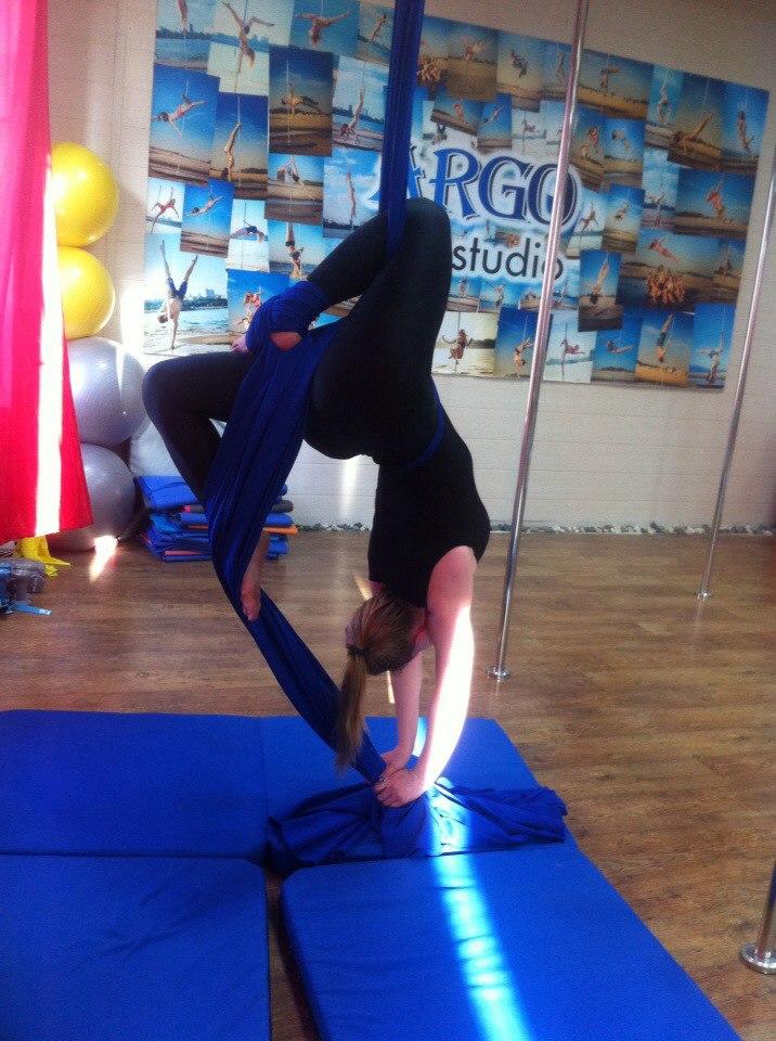 It's me! Air gymnastic. by Not-Sleeping-Owl