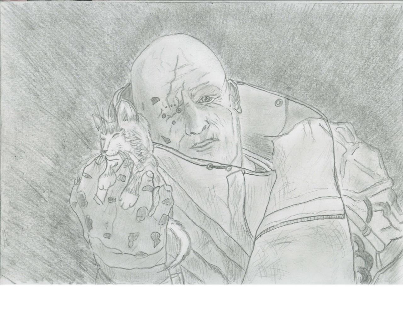 Victor Marchenko by Not-Sleeping-Owl