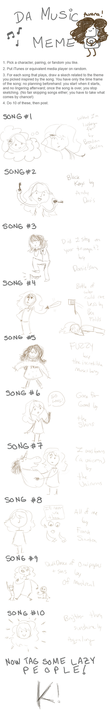 Aurora Music Meme by Shinjinrui
