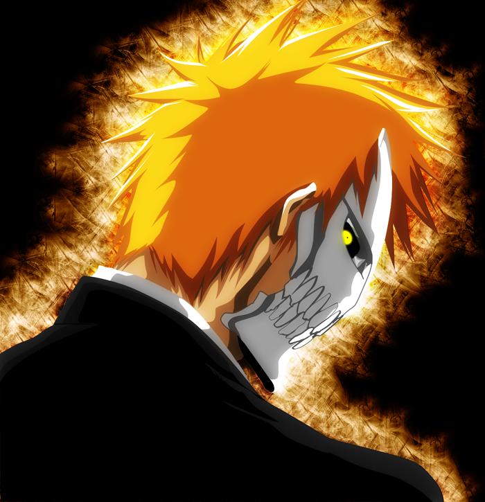 Hollow Ichigo By DarkAngelAmv On DeviantArt