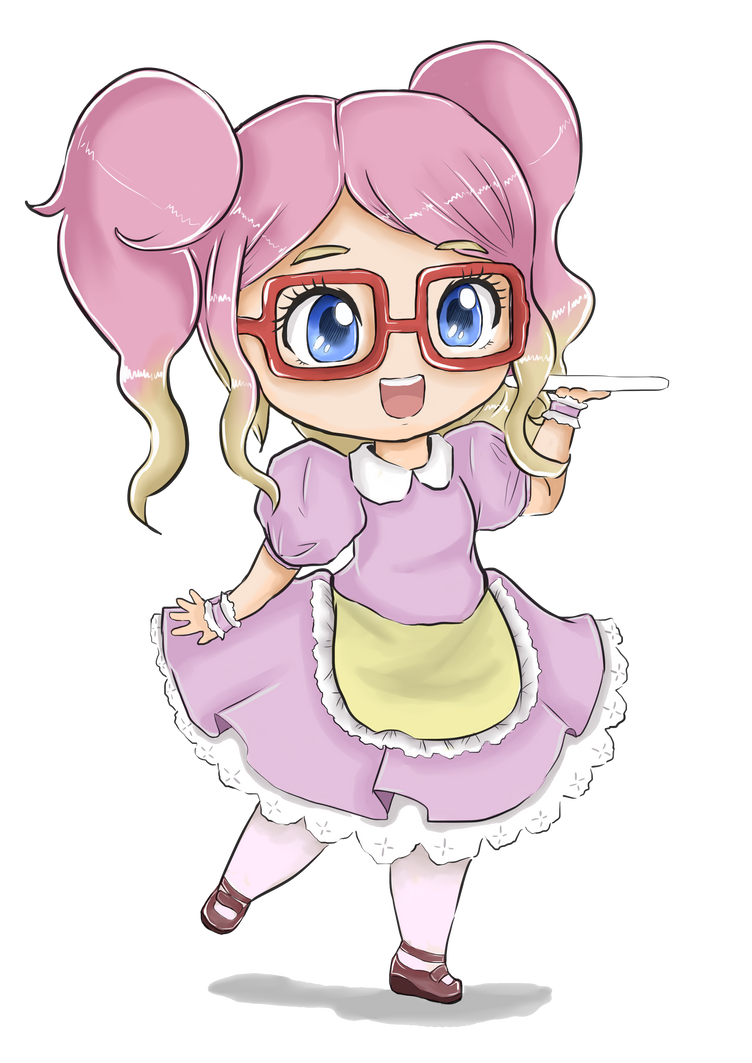 comission - cosplay pie by tizyizumy2013