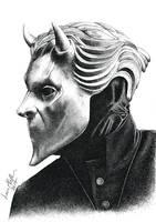 Nameless Ghoul II by Laraleia