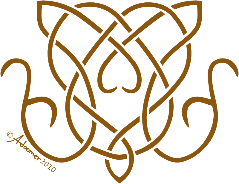 Celtic knot designs free