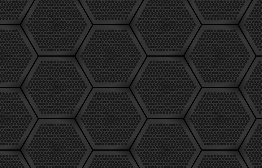Hex Grid Wallpaper 01 No Mask By Adoomer