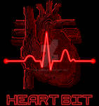 Heart Bit by adoomer