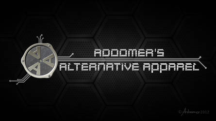 AAA spreadshirt shop banner ver. 1.0 by adoomer