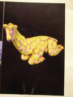 Giraffe by notabeliever