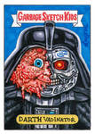 GPK Darth Vader and Terminator