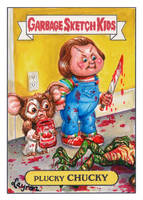 GPK Child's Play and Gremlins by DeJarnette