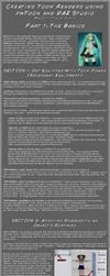 pwToon Tutorial 1 - The Basics by CyonixGFX