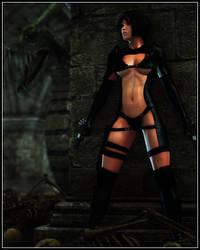 Dark Angel Redux by CyonixGFX