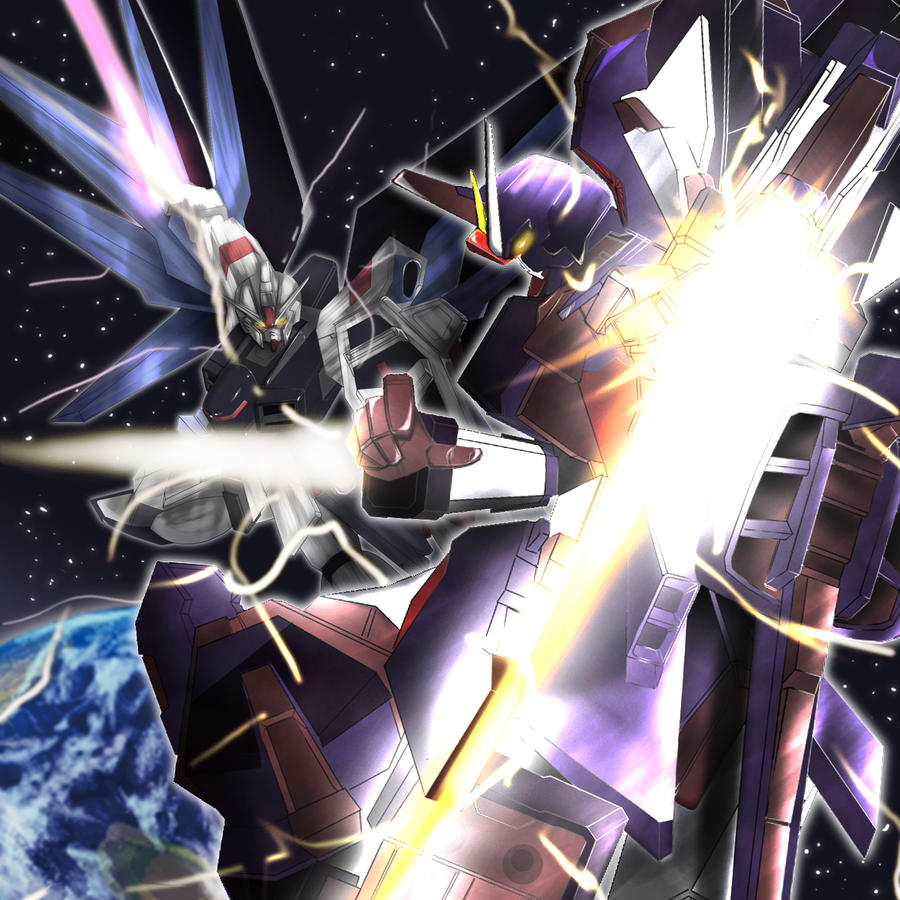 Gundam SEED A-STAR-4 by csy5150