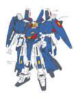 TSX-05T A Gundam - Twin ACCEL