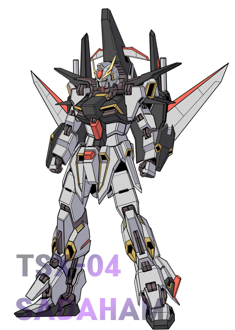 TSX-04 SADAHAM by csy5150