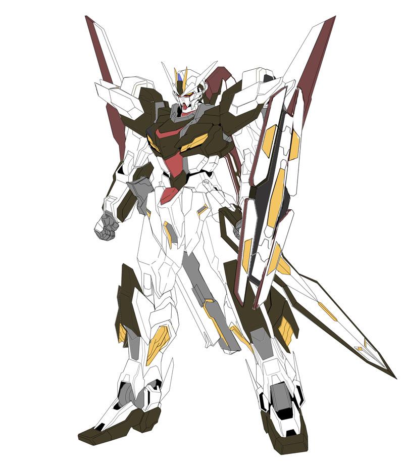 TSX-08A A-STAR Gundam - Com by csy5150