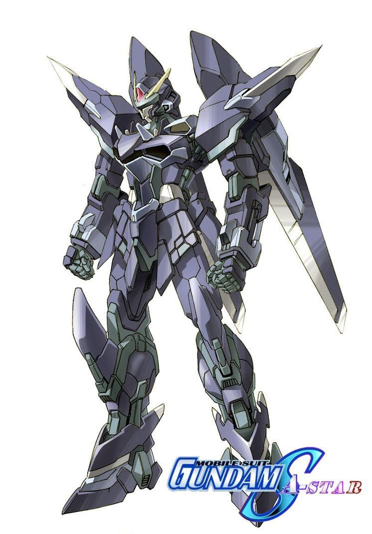 Gundam SEED A-STAR - CMB-X1/X2 FIRAMENT by csy5150