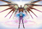 Gundam SEED A-STAR - Wings of the esther