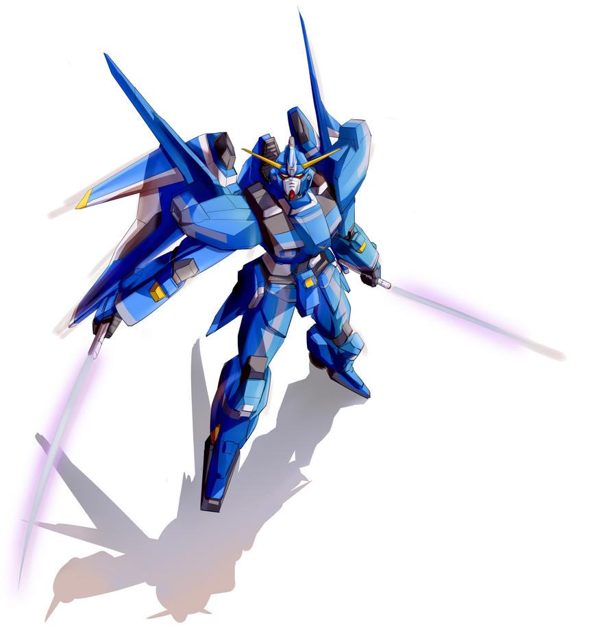 Gundam SEED A-STAR - Proto Saviour by csy5150