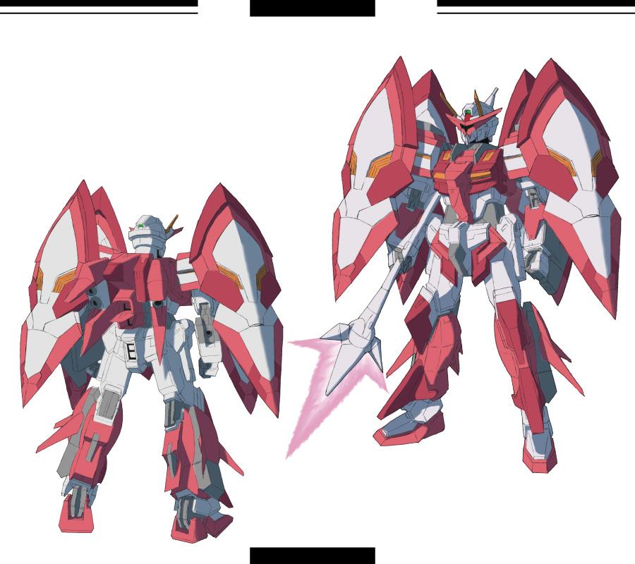 Gundam SEED A-STAR - FTX-03 ARUPHAM by csy5150