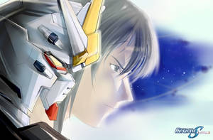 Gundam SEED A-STAR - Face Says Face