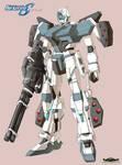 Gundam SEED A-STAR - TTSX-GS11 KASANAAT-ARMED