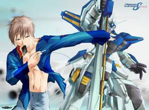 Gundam SEED A-STAR - Aruma n Garland-20 -