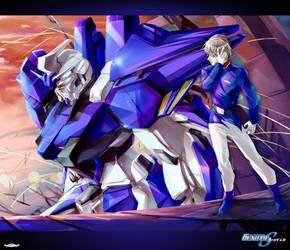 Gundam SEED A-STAR - 2014-1 by csy5150