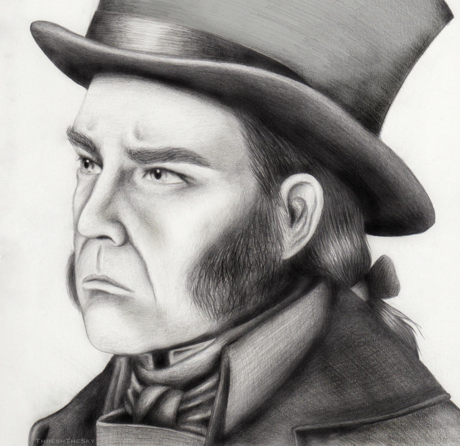 Javert by ThreshTheSky