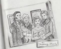 Les Mis Family Portrait