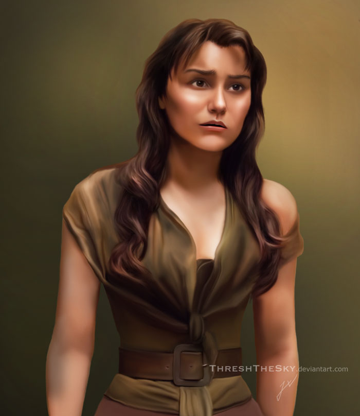 eponine les miserables 2012 by threshthesky on deviantart