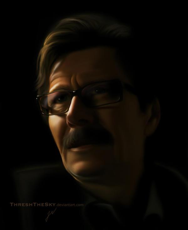 Jim Gordon by ThreshTheSky