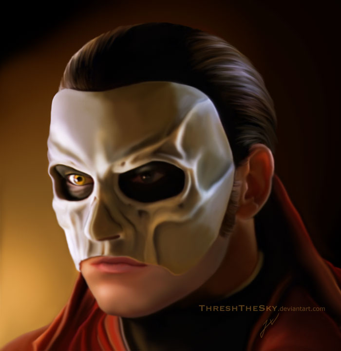 Phantom of the Opera: Red Death by ThreshTheSky