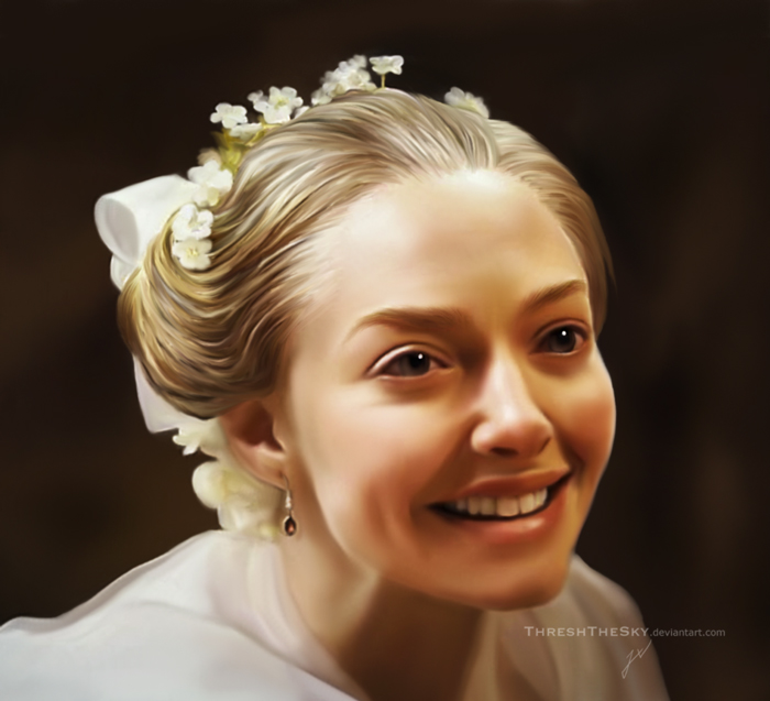 Les Miserables 2012: Cosette by ThreshTheSky