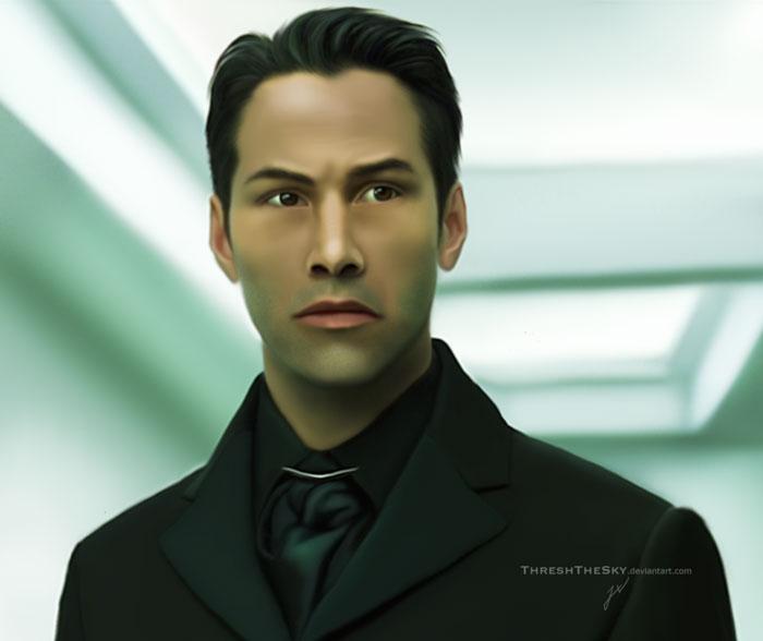 The Matrix: Neo By ThreshTheSky On DeviantArt