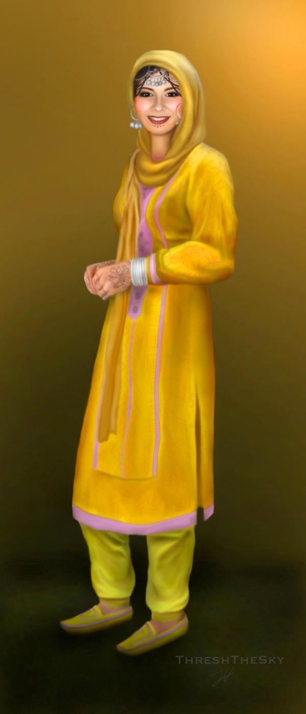 Sunheri Raet by ThreshTheSky