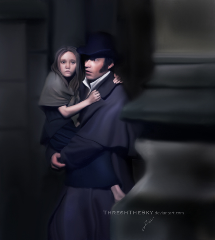 Les Miserables: Escape to Paris by ThreshTheSky