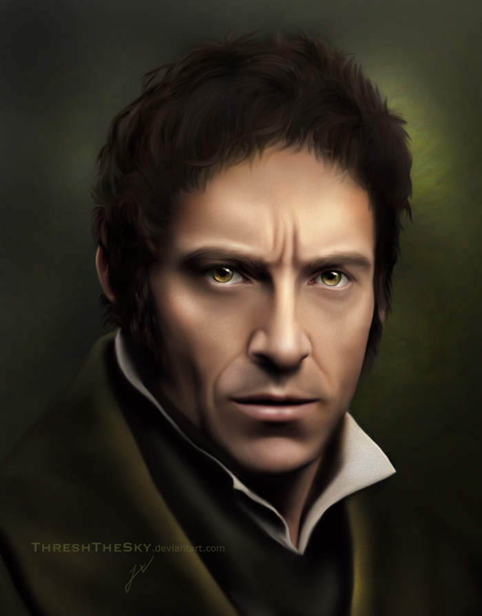 Les Miserables 2012: Valjean by ThreshTheSky