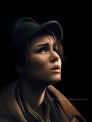 Les Miserables 2012: Eponine by ThreshTheSky