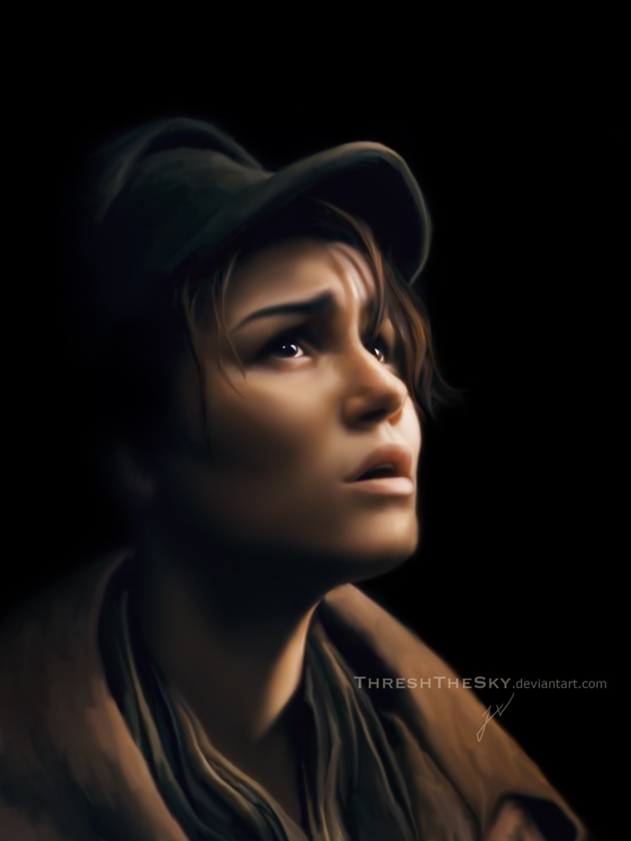 Les Miserables 2012: Eponine by ThreshTheSky