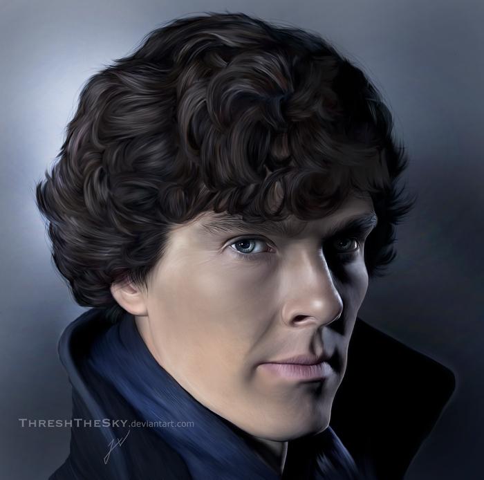 Sherlock BBC by ThreshTheSky
