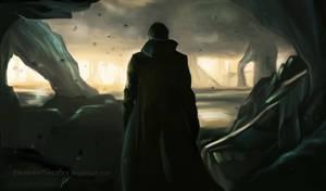 Star Trek Into Darkness by ThreshTheSky