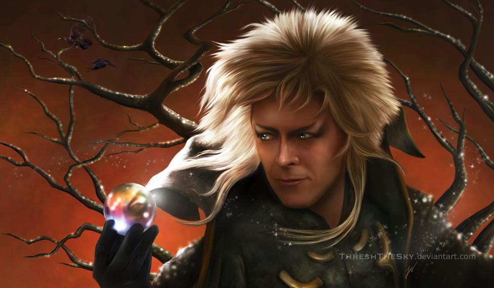 Labyrinth: Jareth by ThreshTheSky on DeviantArt