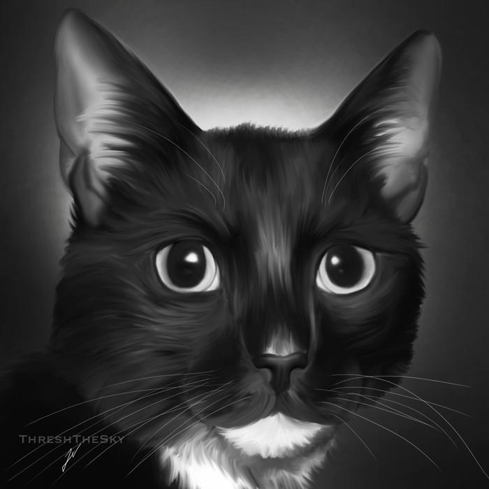 Little Buddy by ThreshTheSky