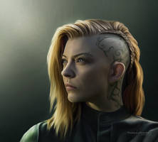 Cressida (Hunger Games: Mockingjay) by ThreshTheSky