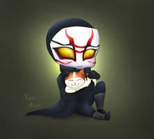 Yokai 'n Mochi (Big Hero 6) by ThreshTheSky